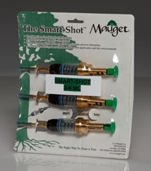 Smart Shot™ Tree Injector 3 Pack of 3-6 ml Units